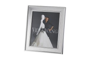 Vera Wang Grosgrain Picture Frame