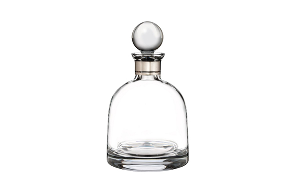 Waterford Elegance Short Decanter