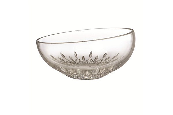 Waterford Lismore Angled Bowl