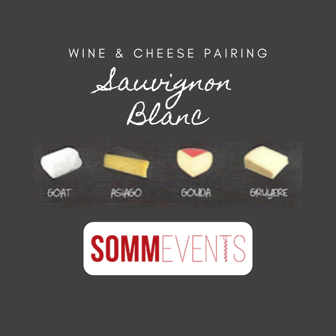 Wine & Cheese Pairing by Somm Event